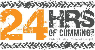 24 Hours of Cumming mobile logo