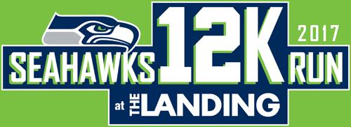 Seahawks 12k at The Landing