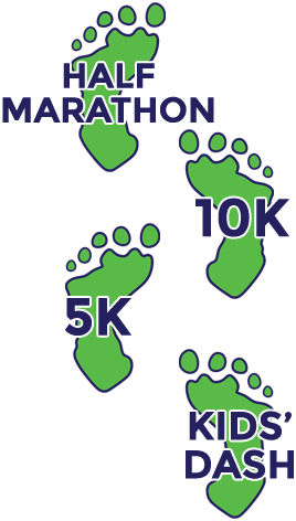 Mercer Island Half 2018 events