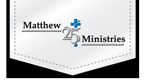 Hunger 5K - Matthew 25 Ministries Logo For Matthew 25 Ministries